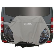 Classic Accessories RV Bike Cover, Covers up to 3 full bicycles