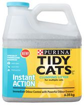 Tidy Cats Action instantanee 6,35kg 6.35KG