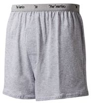 Yves Martin Men's boxer short plain colours XL