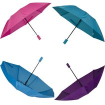 Weather Station Auto Open Full Arc 42 Inch  Umbrella