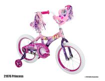 Disney Huffy Girls' Disney Princess 16 Inch Bicycle