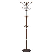 Worldwide Homefurnishings Metal/Wood Coat Rack