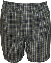 George Woven Boxers Short, Pack of 2 Green XL