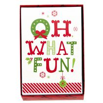 Hallmark Oh What Fun! Boxed Cards (Walmart Exclusive)