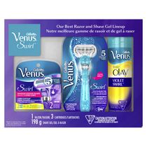 Gillette Venus Swirl Holiday Gift Set