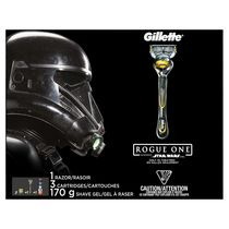 Ensemble-cadeau des fêtes Star Wars  Gillette ProShield