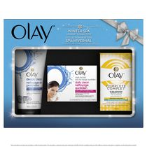 Olay Winter Spa Holiday Collection pack