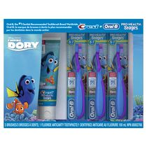 Crest and Oral-B Finding Dory Kid's Holiday Gift Set