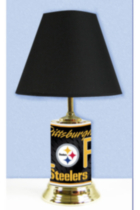 Lampe de table des Steelers
