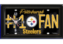 NFL Pittsburgh Steelers™ Wall Clock
