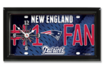 NFL New England Patriots™ Wall Clock