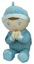 Kids Preferred™ Blessed Friends Soft & Cuddly Plush Toy Blue