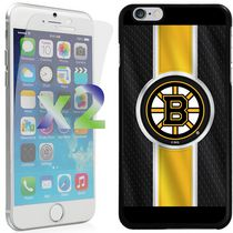 Exian Étui NHL pour iPhone 6 Plus - Boston Bruins