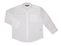 George Boys' Dress Shirt White 8