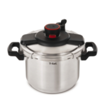 T-fal Clipso (6L) Stainless Steel Pressure Cooker