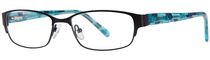 Minimize Women's 5931 Black Eyeglass Frame