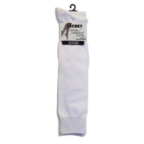 SECRET Ladies Knee High 2 Pair Pack White