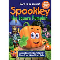 Spookley The Square Pumpkin (DVD + CD)