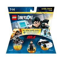 Lego Dimensions : Ensemble du niveau « Mission Impossible »
