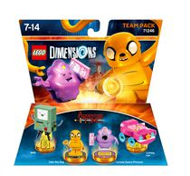 Lego Dimensions : Ensemble d'équipe « Adventure Time »