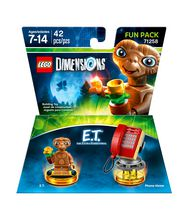 LEGO Dimensions : ensemble amusement E.T. The Extra-TerrestrialMC