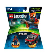 Lego Dimensions : Ensemble amusant « A-team »