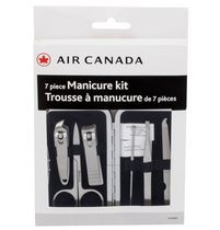 Air Canada 7 Piece Manicure Kit