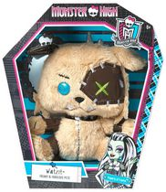 Monster High Pet Friend Bean Plush Toy - Watzit