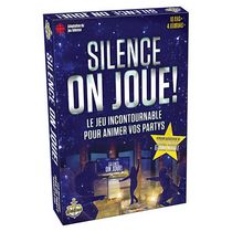 Silence on Joue! Board Game - French Only