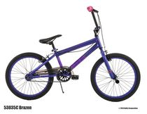 "Huffy Girls' Brazen™ BMX 20"" Bicycle"