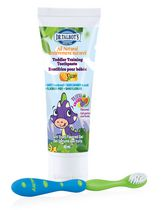 Nuby Citroganix Toddler Training Toothpaste & Toothbrush