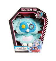 Animal de compagnie en peluche remplie de fèves de Monster High - Sir Hoots