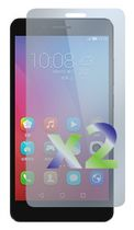 Exian 2-Piece Screen Protector for Huawei Honor 5X Anti Glare