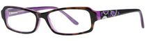 Minimize Women's 5925 Demi Purple Eyeglass Frame