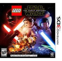 Jeu vidéo LEGO Star Wars: The Force Awakens (3DS)