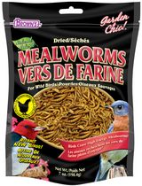 Garden Chic! Dried Mealworms for Wild Birds