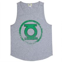Green Lantern Men's Sleeveless Tank Top S