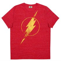 Flash Men's Moisture Wicking Short Sleeve T-Shirt Large