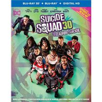 Suicide Squad (Blu-ray 3D + Blu-ray + Digital HD) (Bilingual)