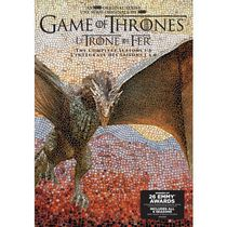 Game Of Thrones: The Complete Seasons 1-6 (Bilingual)