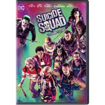 Suicide Squad (DVD + Digital Copy) (Bilingual)