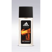 adidas Deodorant Natural Spray Deep Energy, 75 ml