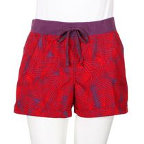 George Women's Poplin Short Red XL/TG