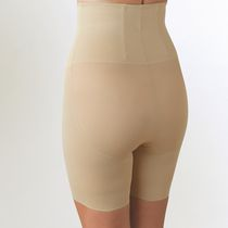 Cupid Extra Firm Back Magic™ Hi-waist Longleg Beige L/G