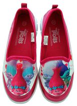 DreamWorks Trolls Big Girls' Slip-on Athletic Shoes 11