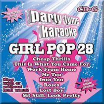 Sybersound - Party Tyme Karaoke: Girl Pop 28
