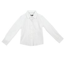 George Girls' Long Sleeved School Uniform Blouse 4