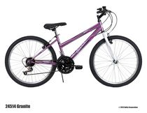 "Huffy Granite™ 24"" Girls' Bicycle"