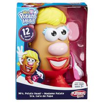 Playskool Mrs. Potato Head Toddler Figurine