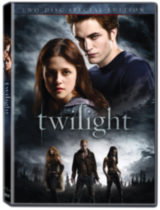 Twilight : La fascination sur DVD